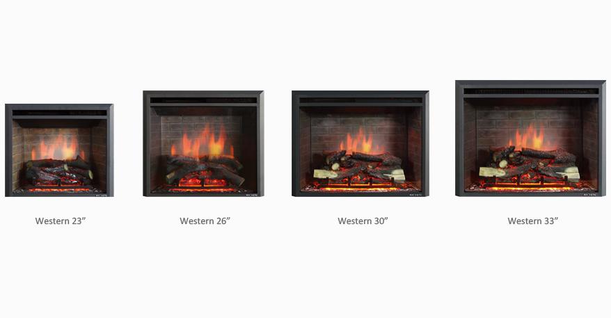 Incredible Western 33 Puraflame Interior Design Ideas Inesswwsoteloinfo